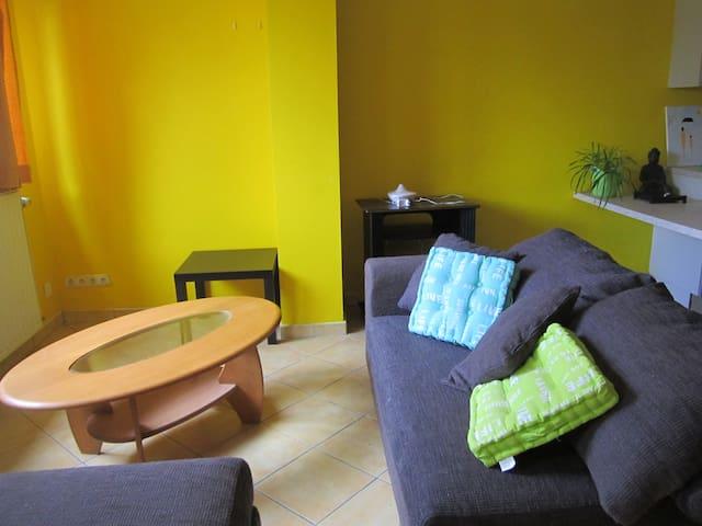 Appartement complet près CHARLEROI  - Marcinelle - Byt