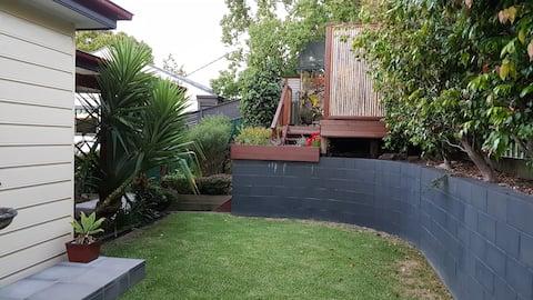 Private Oasis in Suburbia