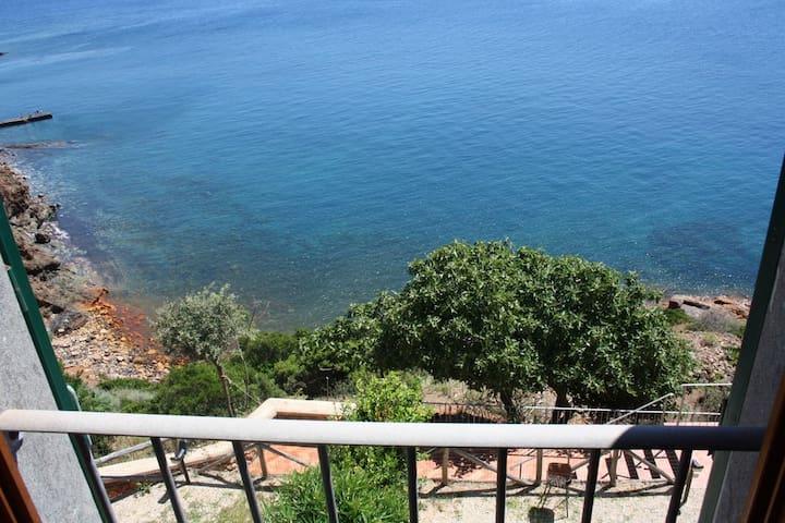 vista mozzafiato all'isola d'Elba6 - rio marina - Apartamento