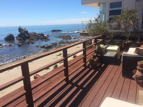 A Classic Malibu Beach Gem.  Paradise!