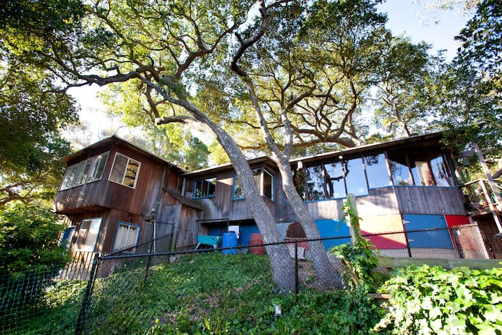 Natural Wonders/Privacy and Peace - Santa Barbara - House