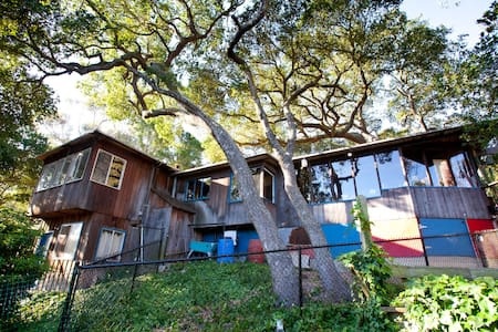 Natural Wonders/Privacy and Peace - Santa Barbara - Hus