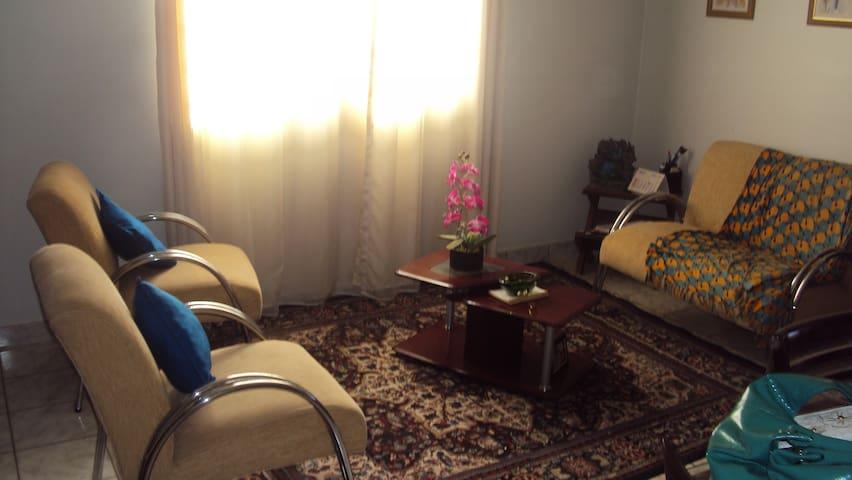 Apartamento 56 metros mobiliado