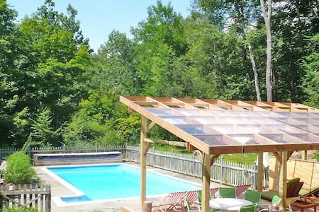 Woodstock Boutique Eclectic House ,POOL, Stream - Bearsville - Maison