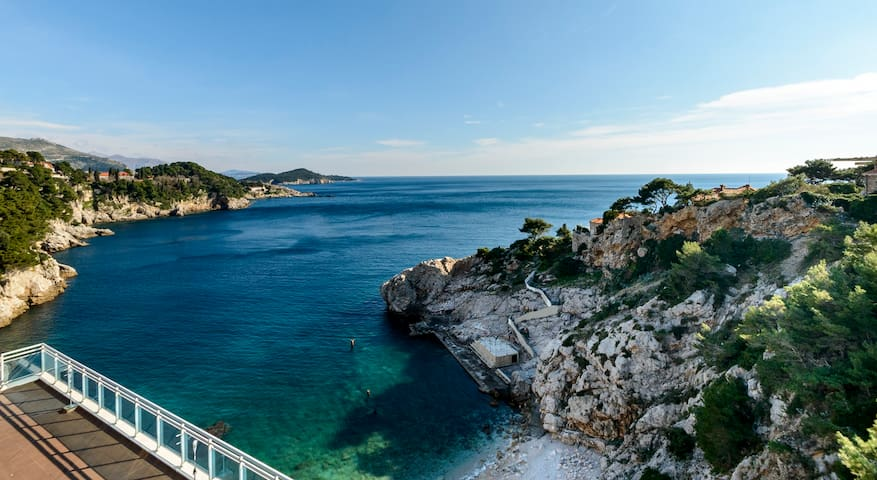 Sunny center studio 2+1 - Dubrovnik - Appartement