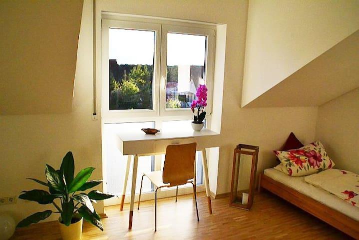 Südl.von Darmstadt,tolle Wohnung ruhig u.zentral - Seeheim-Jugenheim - Wohnung