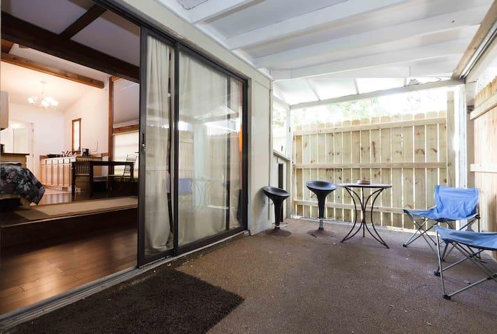 Miami Enchanted Designer Cottage - North Miami - Cabaña