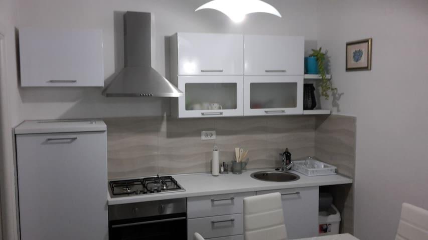 Modern apartment Lorna-Mljet Island