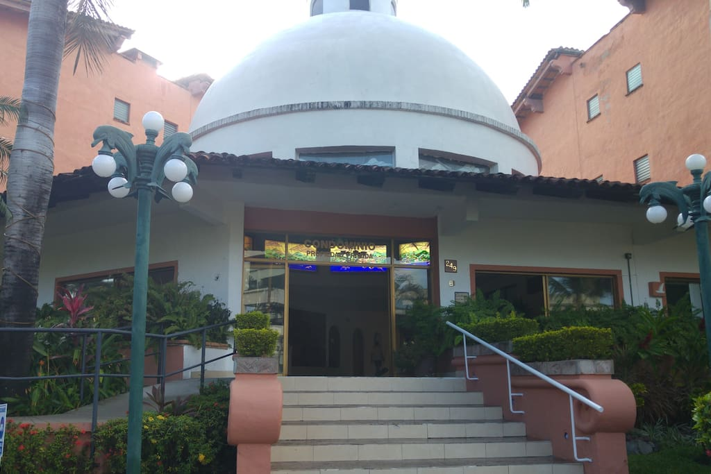 Entrada principal,Main entrance