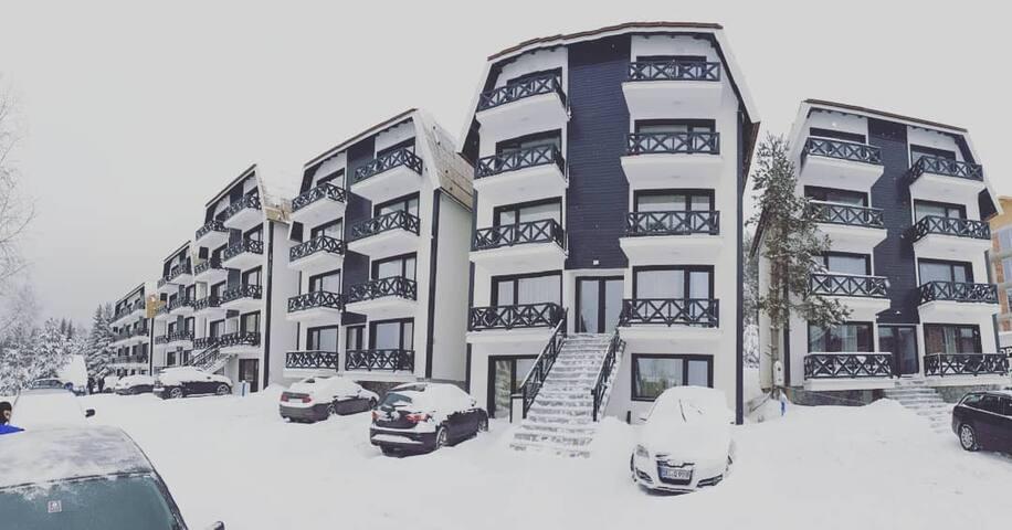Apartman Buenavista Kop
