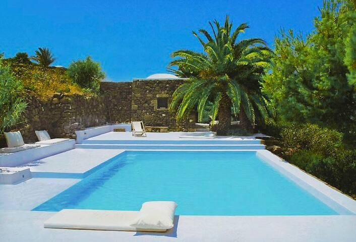 Antico Dammuso vista spettacolare - Pantelleria - Villa