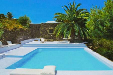 Antico Dammuso vista spettacolare - Pantelleria