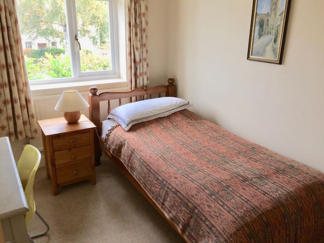 Quiet Single room in Summertown, Oxford