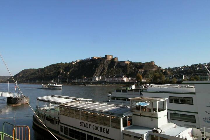 Ferienwohnung - UNI 3 - Koblenz