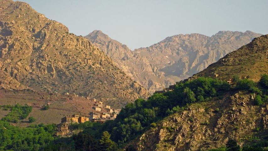 Homestay in imlil  - Imlil - Maison