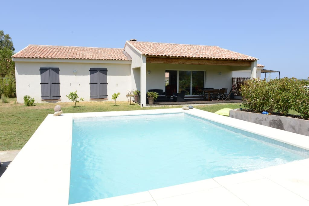 Villa cosy proche des plages casas en alquiler en calvi corse francia - Casas de alquiler en francia ...