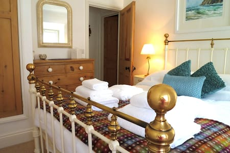 Jubilee Cottage 4* Harbour Views - Coverack