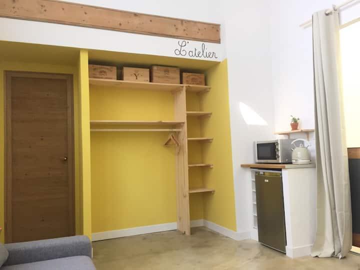 L'Atelier Zola