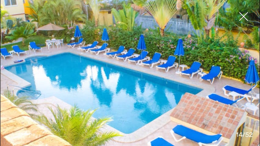Royal Residence City Apartments - Cabarete - Bed & Breakfast