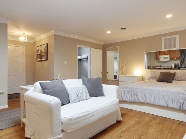 Cozy, private, comfortable space - Adelphi - Maison