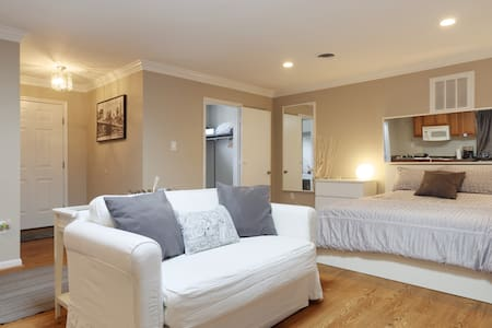 Cozy, private, comfortable space - Adelphi - Talo