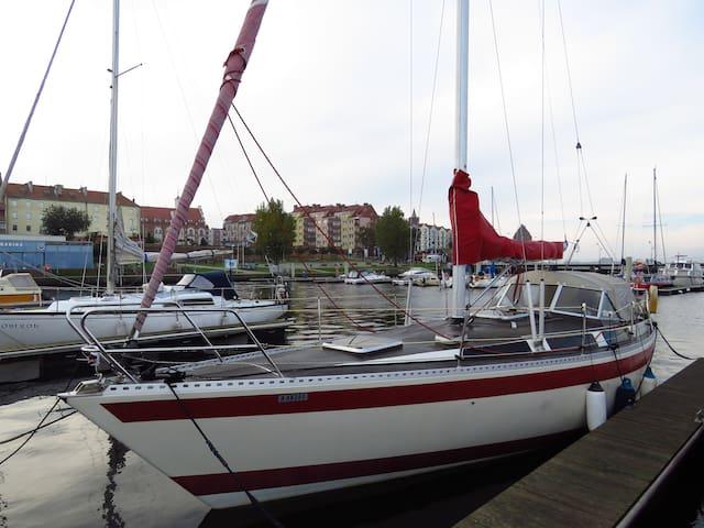 Zamieszkaj na jachcie w Kamieniu Pomorskim - Kamień Pomorski - Boat