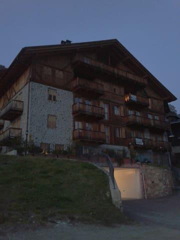 Mansarda in Val di Sole - Deggiano - Cabaña