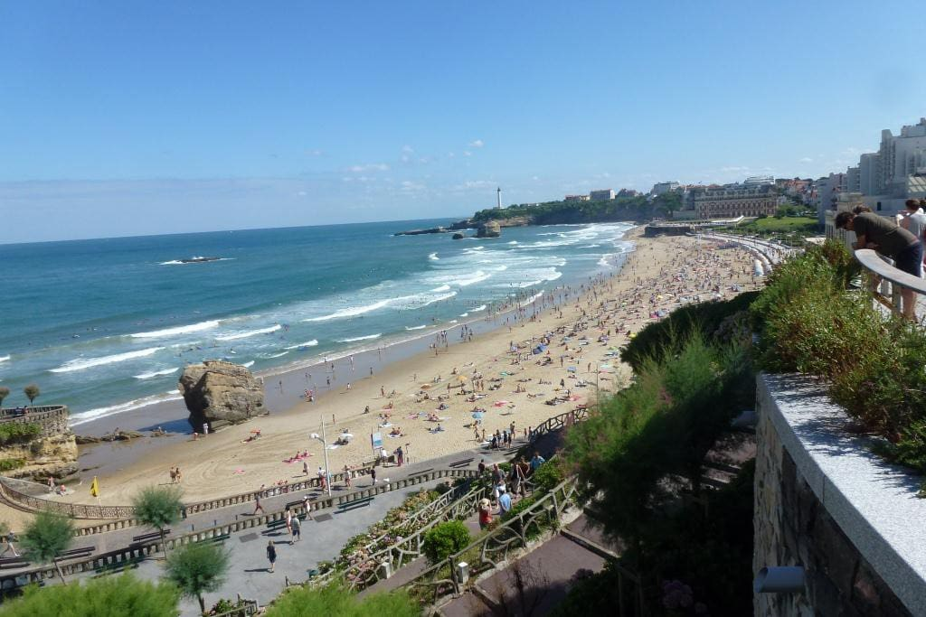 Appartement T Centre Ville Biarritz