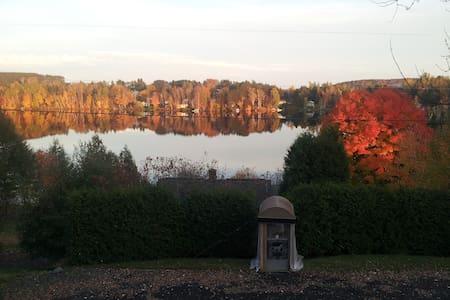 Chalet du Lac Croche  - Sainte-Thècle