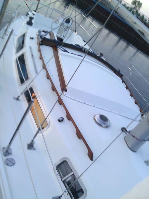 30 Feet Catalina