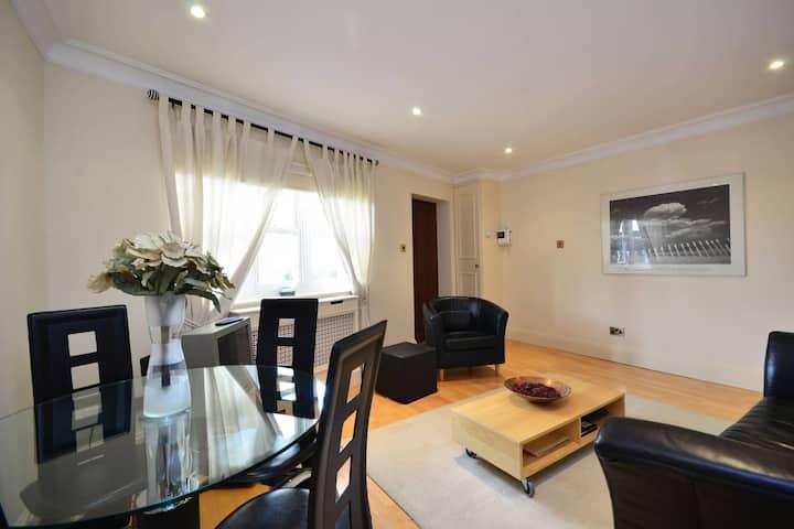 Luxury Central London Apartment - Sleeps 4