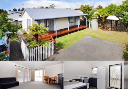 Cute 2-bedroom cottage - Auckland