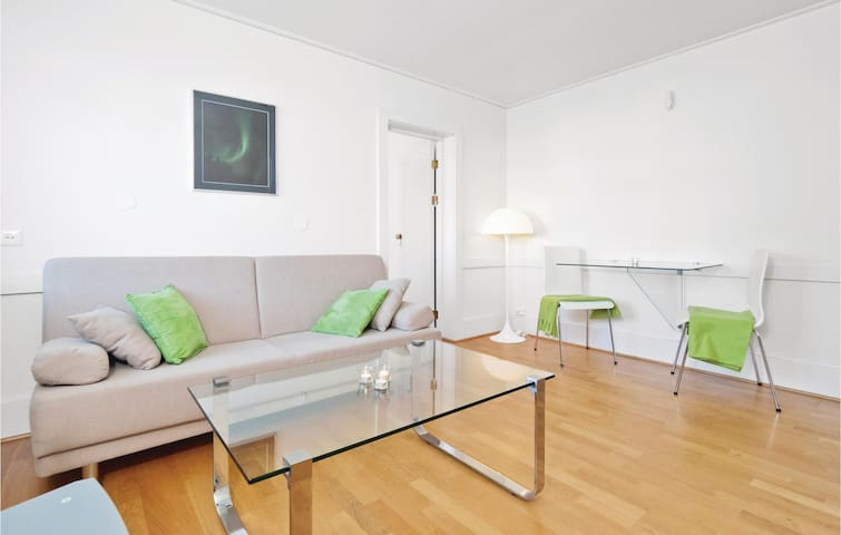Holiday apartment with 1 bedroom on 36m² in Lillehammer