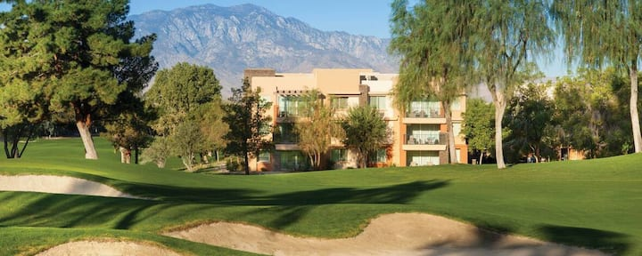 Marriott Shadow Ridge Resort Palm Desert CA