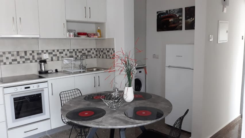 Michaelides single bedroom apt in Kato Pyrgos 2