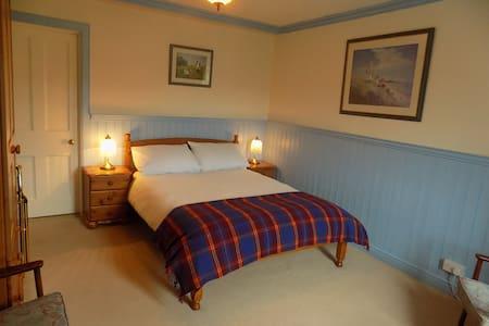 Castlewigg Lodge family room - Newton Stewart