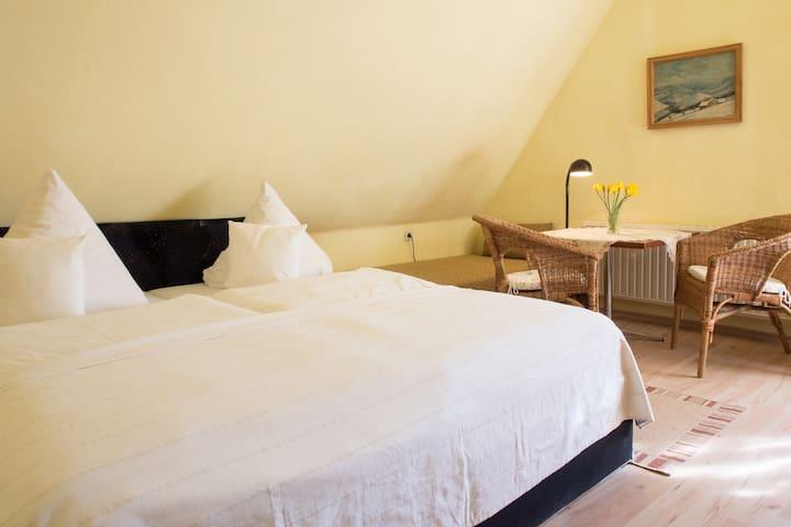 Bed&Breakfast  3P in Rittersgrün - Breitenbrunn/Erzgebirge - Bed & Breakfast