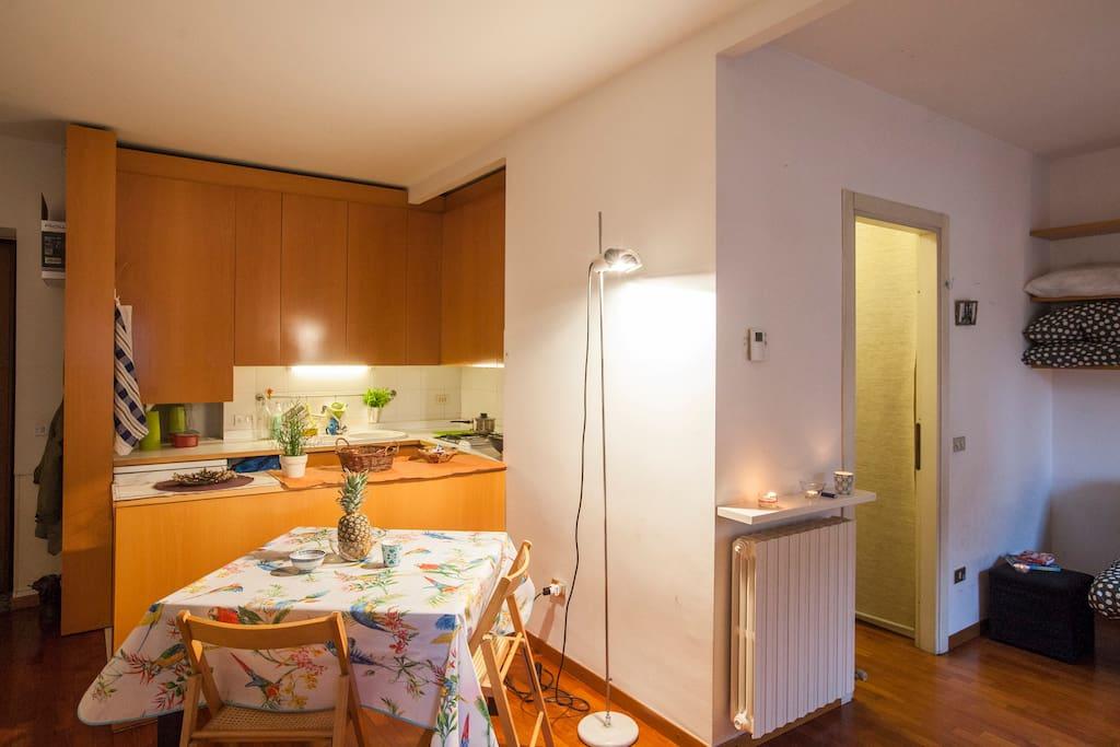 Comodo monolocale vicino a brera appartamenti in for Brera appartamenti