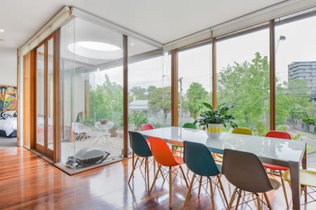 Boutique South Yarra Townhouse - South Yarra