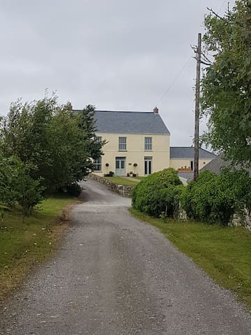 A rural apartment on the outskirts of Newquay