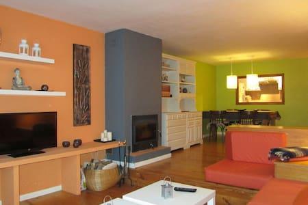 Acogedor apartamento en Villanúa - Wohnung