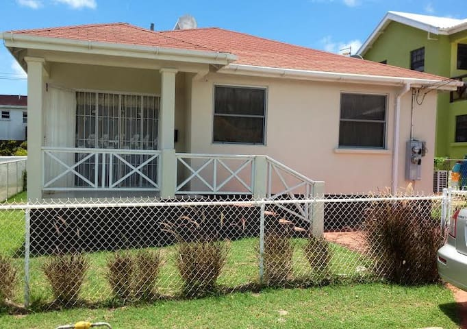 Heywoods Pk - St. Peter - Barbados - Douglas - Apartment