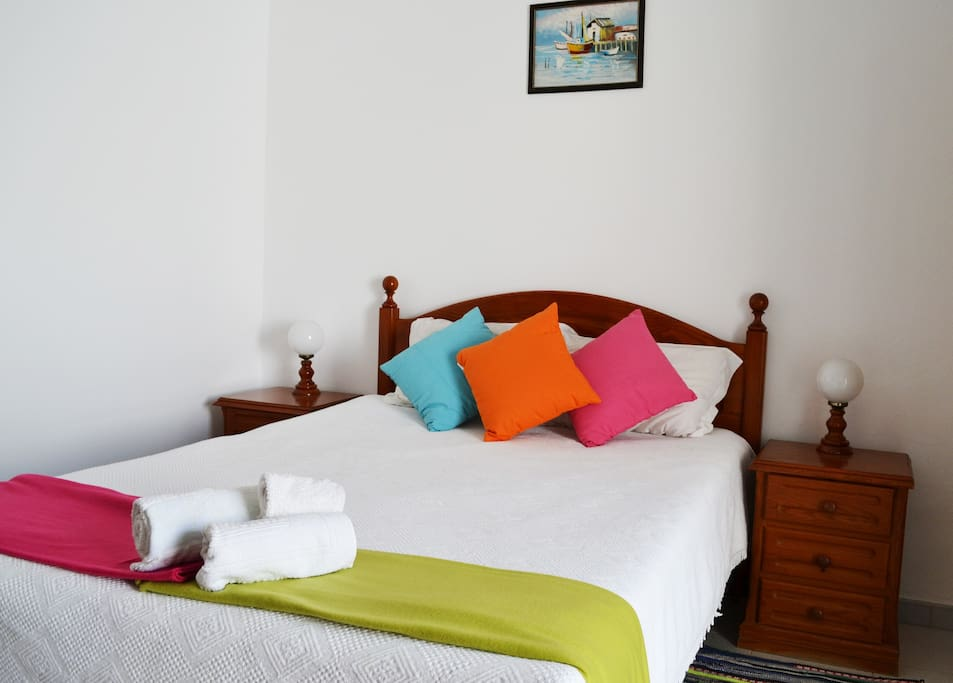 Ria Hostel Alvor  -Quarto