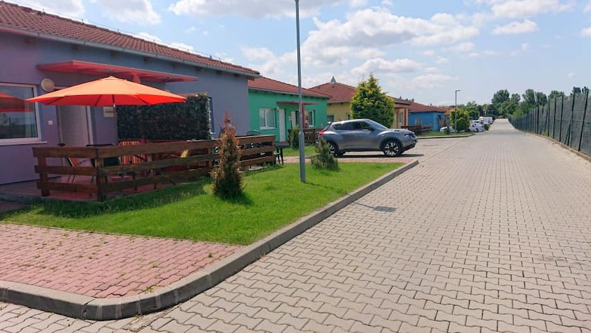 Apartment Lentilka near Sun Lakes at Senec