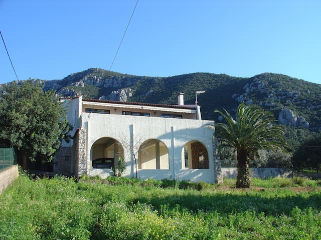 Spectacular views, space & privacy - Agios Andreas - Villa