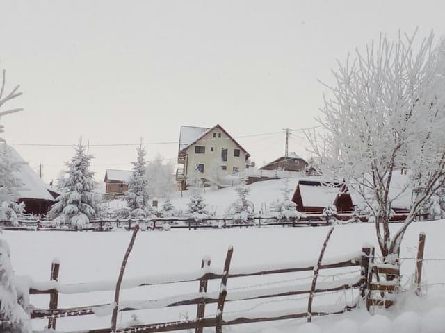 Monte Crai, your Șirnea Home with a View