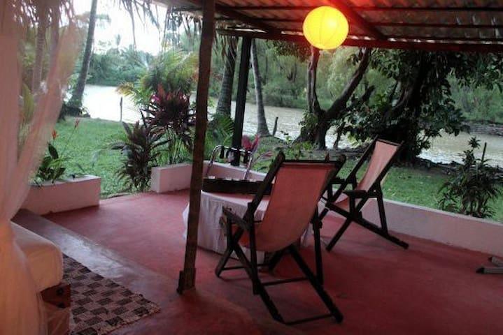 Casita 5 Oasis By The River - Yelapa - Annat