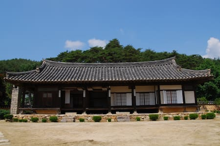 Seong-am noble House : sang bang(upper room) - Chunyang-myeon, Bonghwa-gun