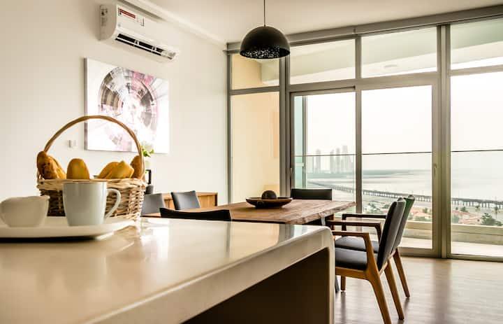 Panoramic Apartment Ocean View