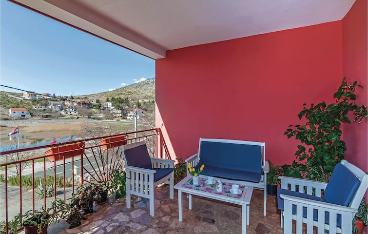 Holiday apartment with 3 bedrooms on 79 m²